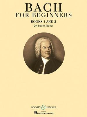 Bach for Beginners By Bach, Johann Sebastian (COP)